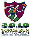 2010 Law Enforcement Torch Run Special Olympics