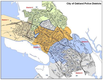 2013 OPD 5 districts map jpg