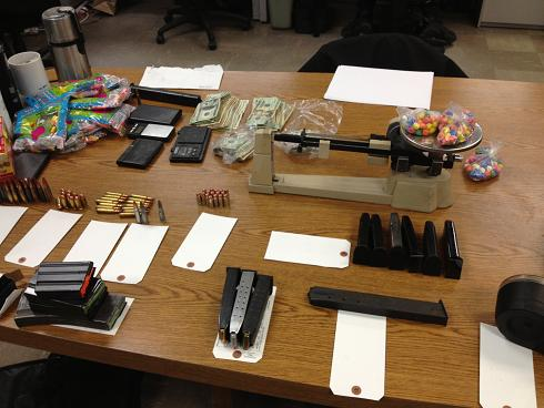 OPD Makes Arrests; Recovers High-Powered Assault Weapons, Ammo, and Narcotics Worth Up to $50,000