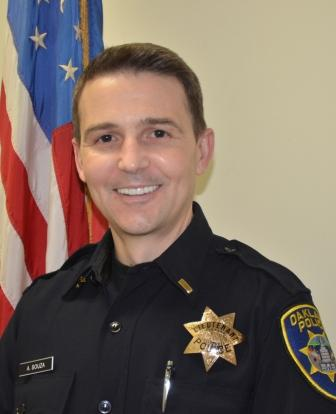 Lt. Anthony Souza