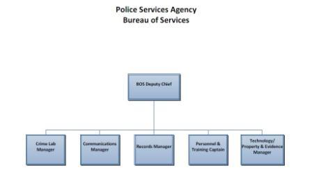 OPD Org Chart - Bureau of Services