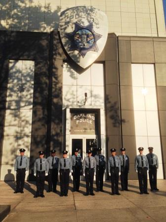 OPD Cadets at PAB Sept 2014