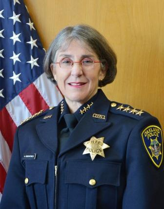 Chief Anne E. Kirkpatrick Feb 27, 2017