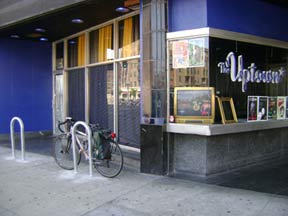 Photo of Racks in Front of the Uptown