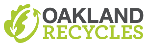 Oakland Recycles Logo