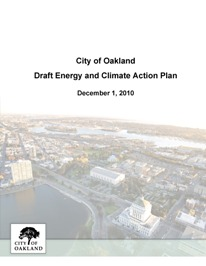 cover of draft Energy and Climate Action Plan