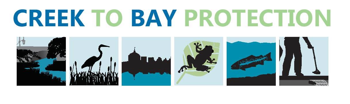 Creek to Bay Protection Logo