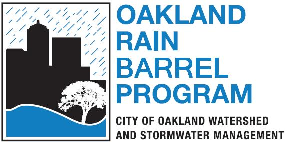 Rain Barrel Program Logo