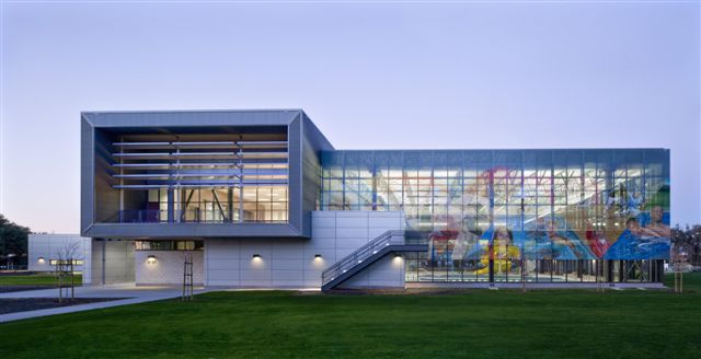 Image of East Oakland Sports Center exterior