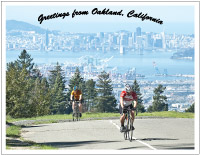 thumbnail photo of bicyclists on Skyline Blvd