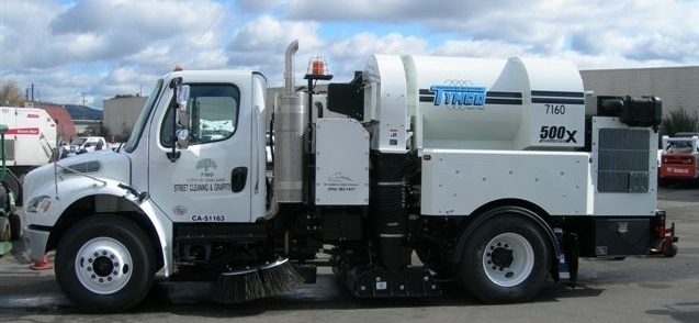 New Street Sweeper Photo