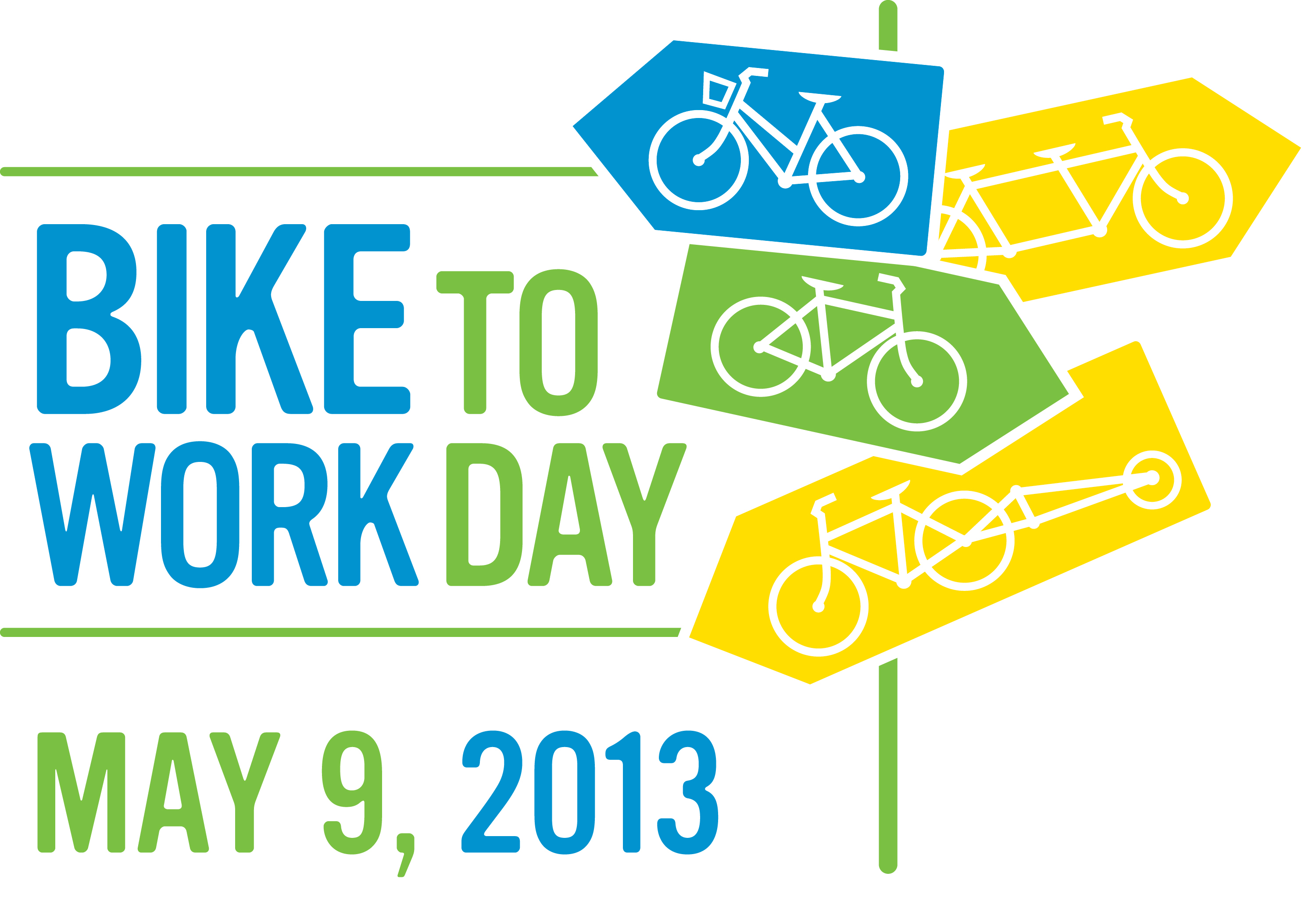 Oakland Bike to Work Day 2013 - Pancakes Make the Wheels Go 'Round