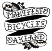 Manifesto Bicycles logo, 2014