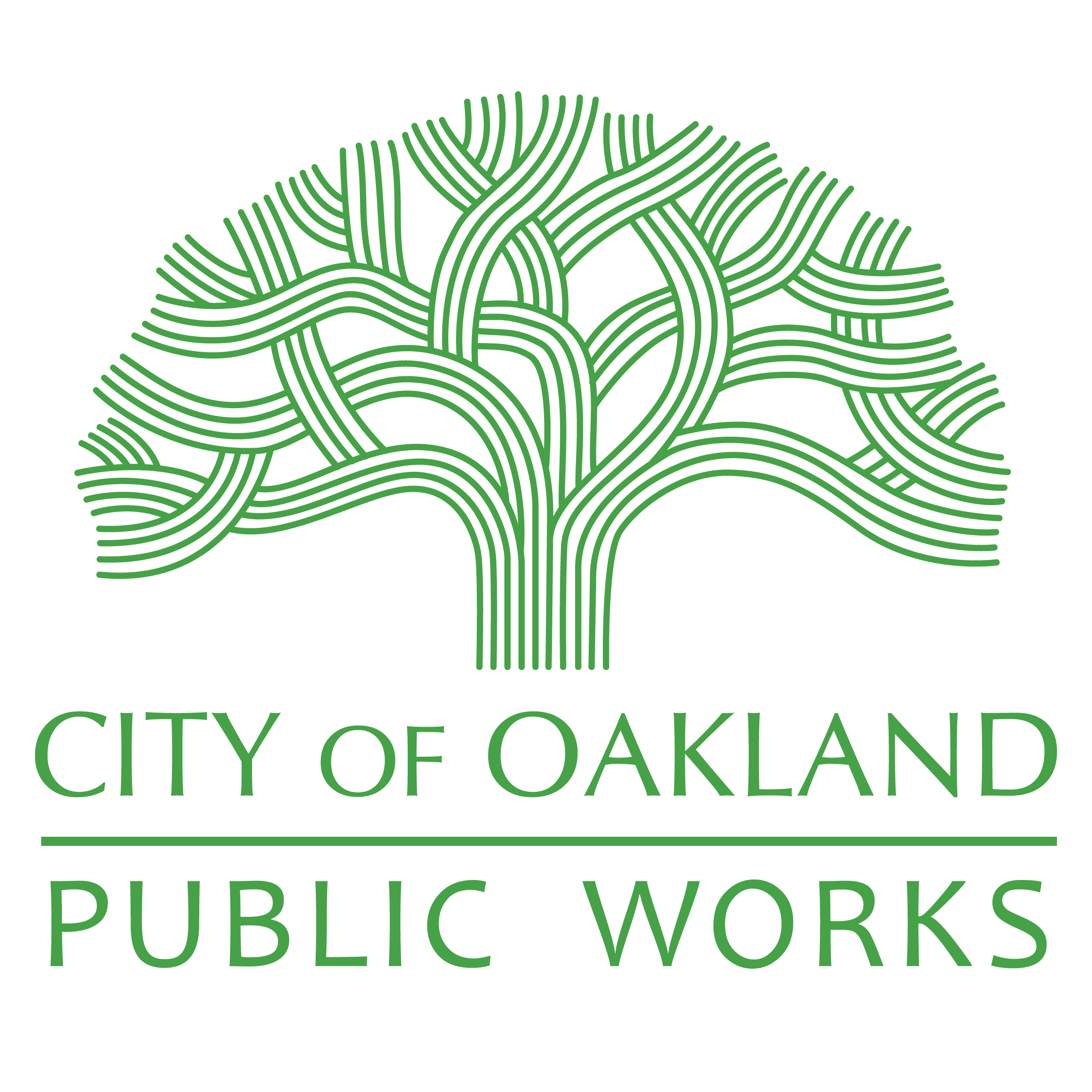 CIty Dept Logo for Public Works