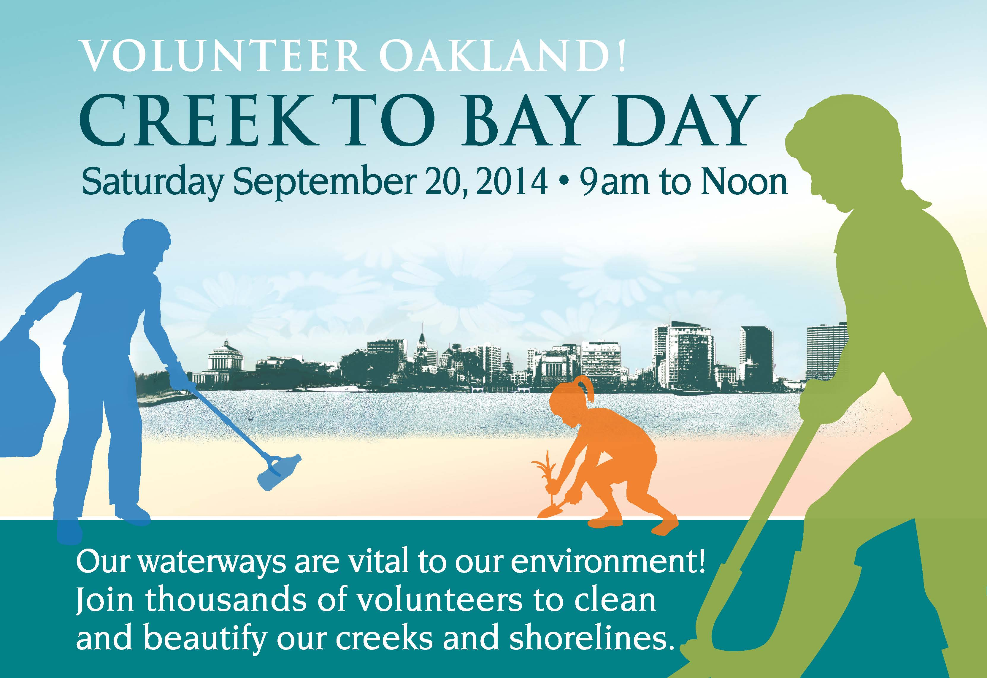 Creek to Bay Logo 2014