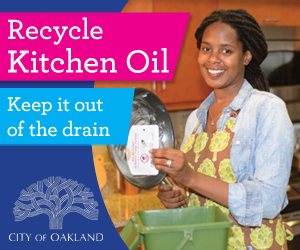Recycle Kitchen Oil