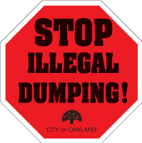 Illegal Dumping Stop