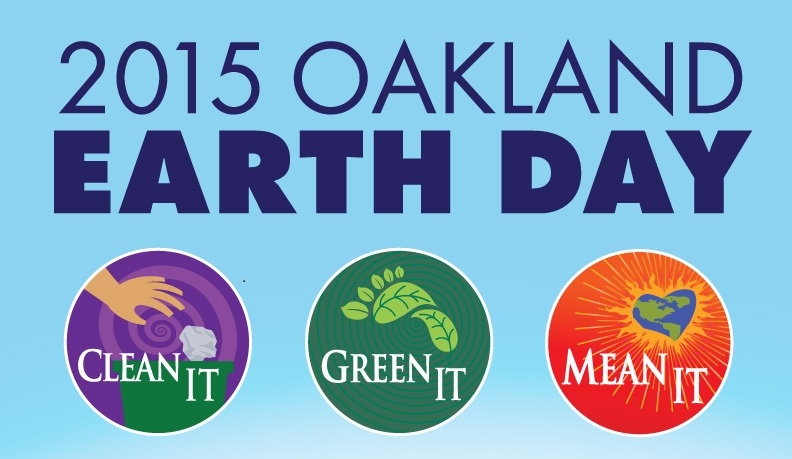 Earth Day logo 2015