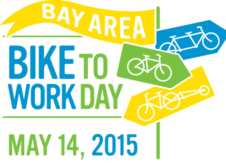 Bike to Work Day 2015 logo