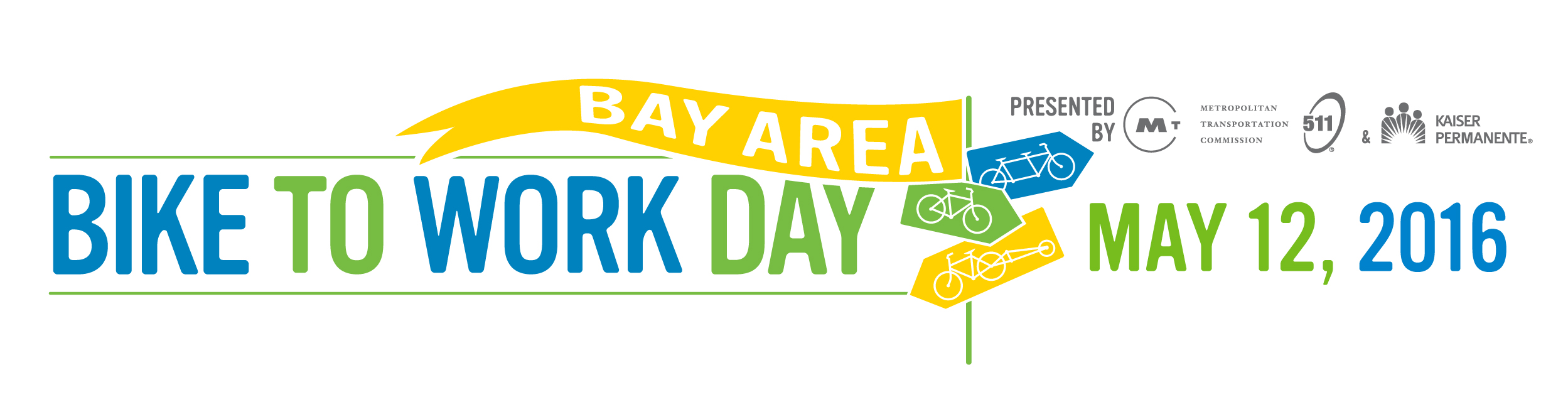 Bike to Work Day 2016 logo