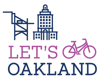 Oakland Bike Plan Logo