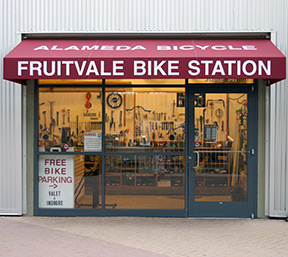 Fruitvale BART Bikestation photo