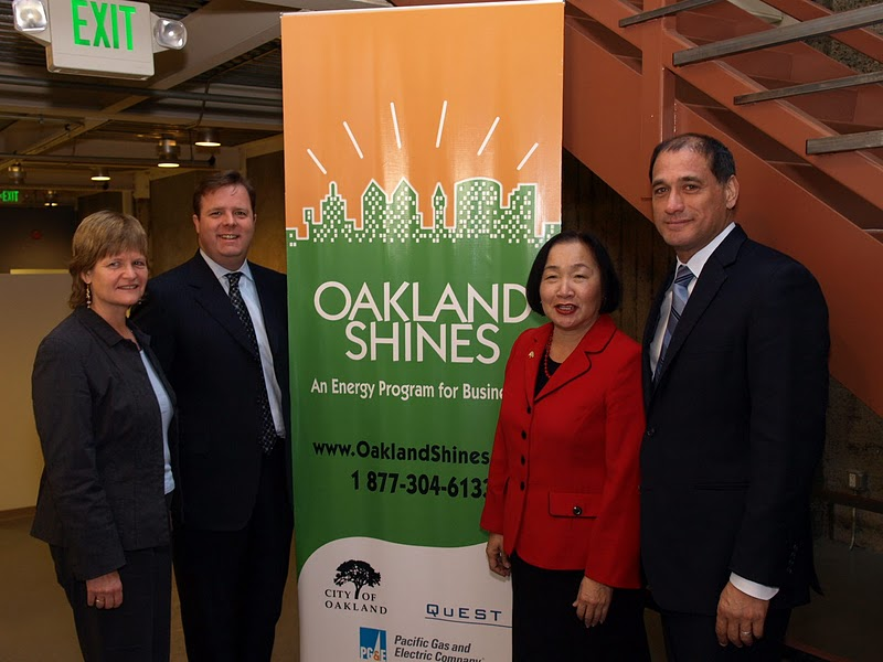 Program Kickoff for Oakland Shines