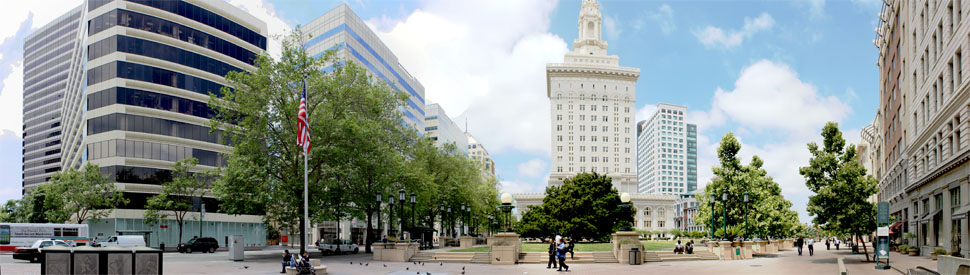 Frank H. Ogawa Plaza - City Hall
