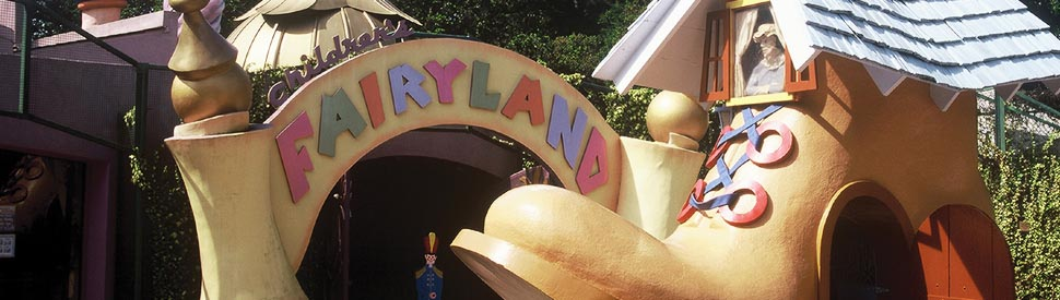 Fairyland Homepage Header
